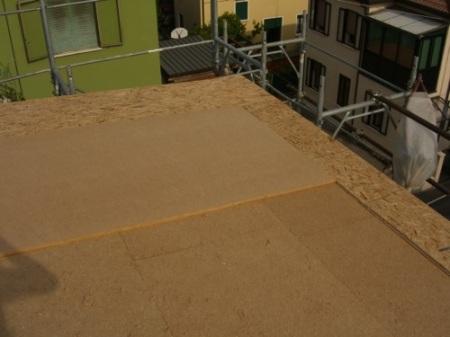 tetto fibra di legno ramigni